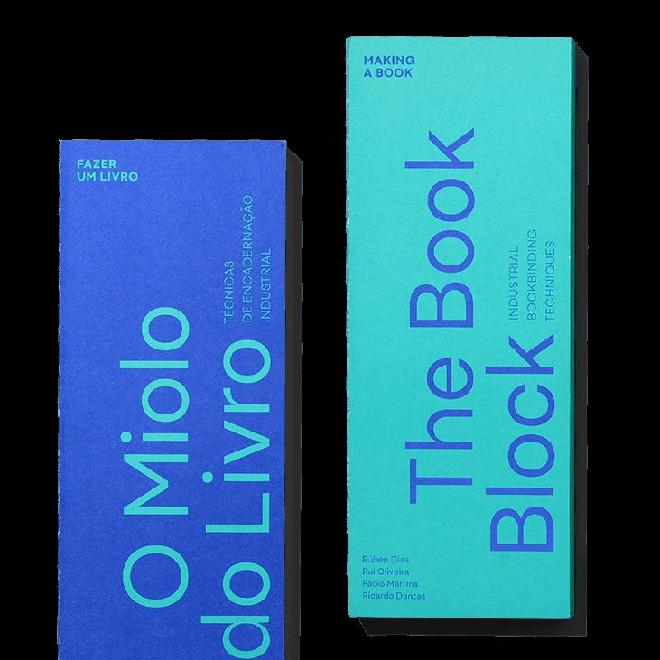 The Book Block / O Miolo do Livro Thumbnail