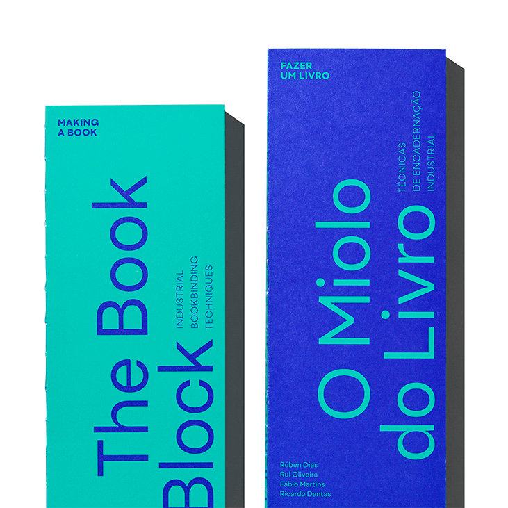The Book Block Main Image