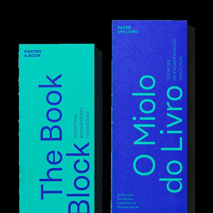 The Book Block Main Image