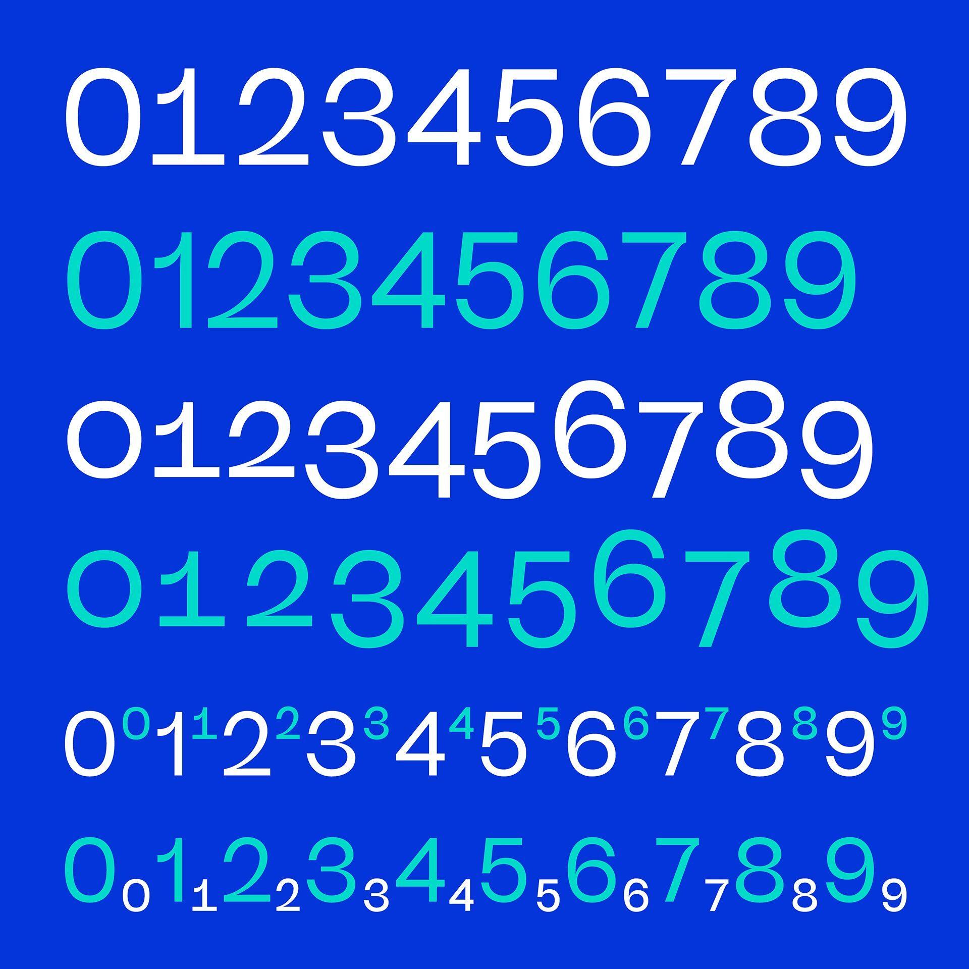 uivo numbers