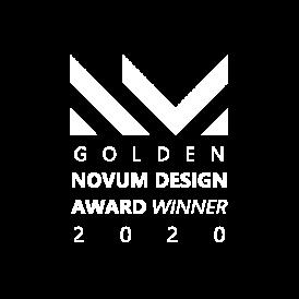 Novum Design Award Gold