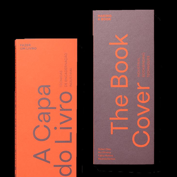 The Book Cover / A Capa do Livro Thumbnail